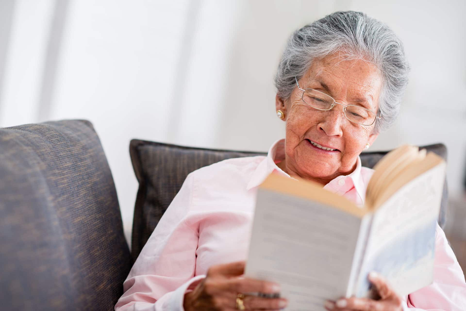 Image for 5 Books That Are Perfect for Older People