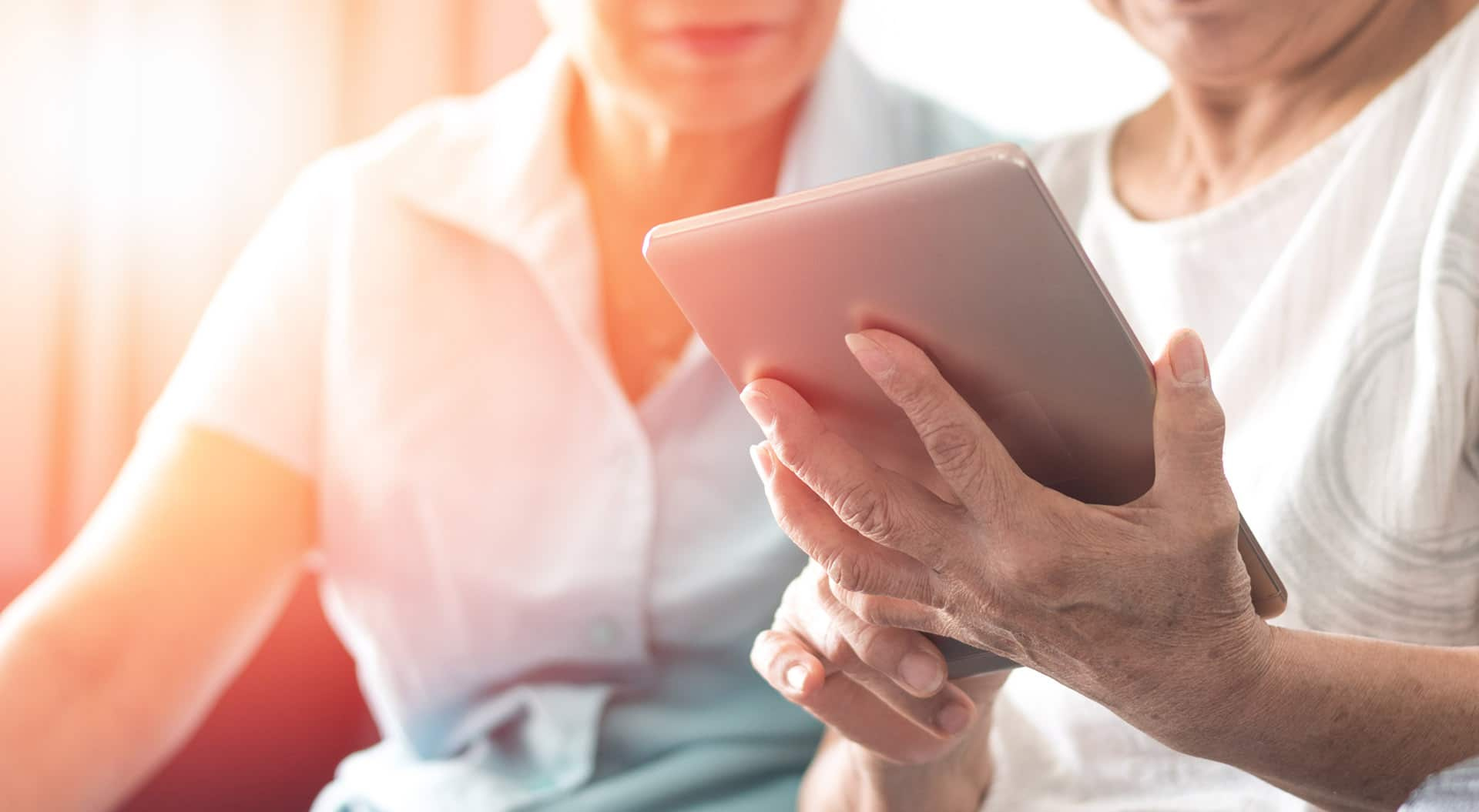 Image for How Technology Can Help You in Later Life