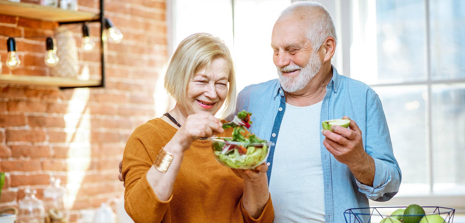 Image for Dieting Advice for Elderly People