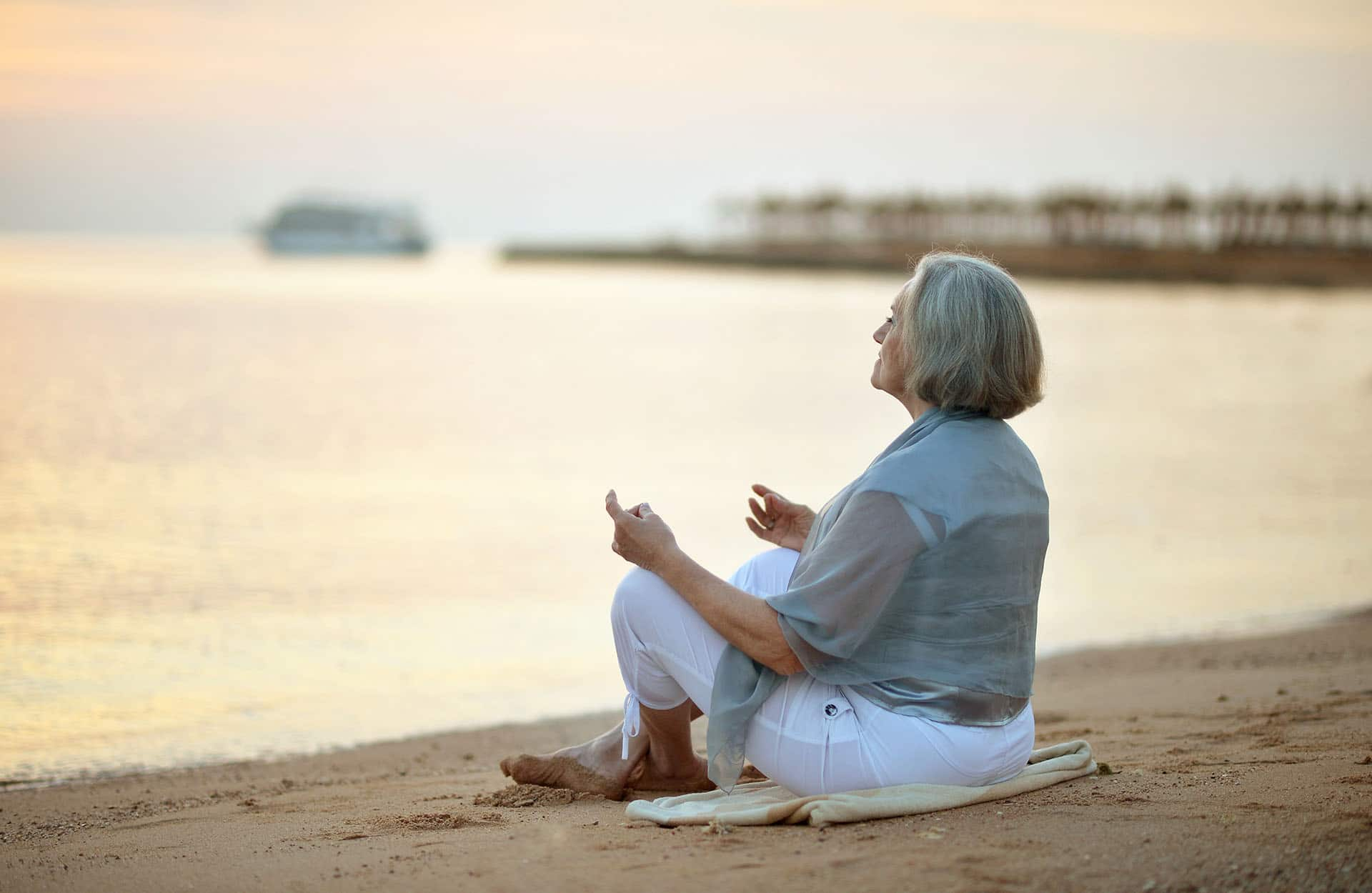 Image for Meditation for Seniors