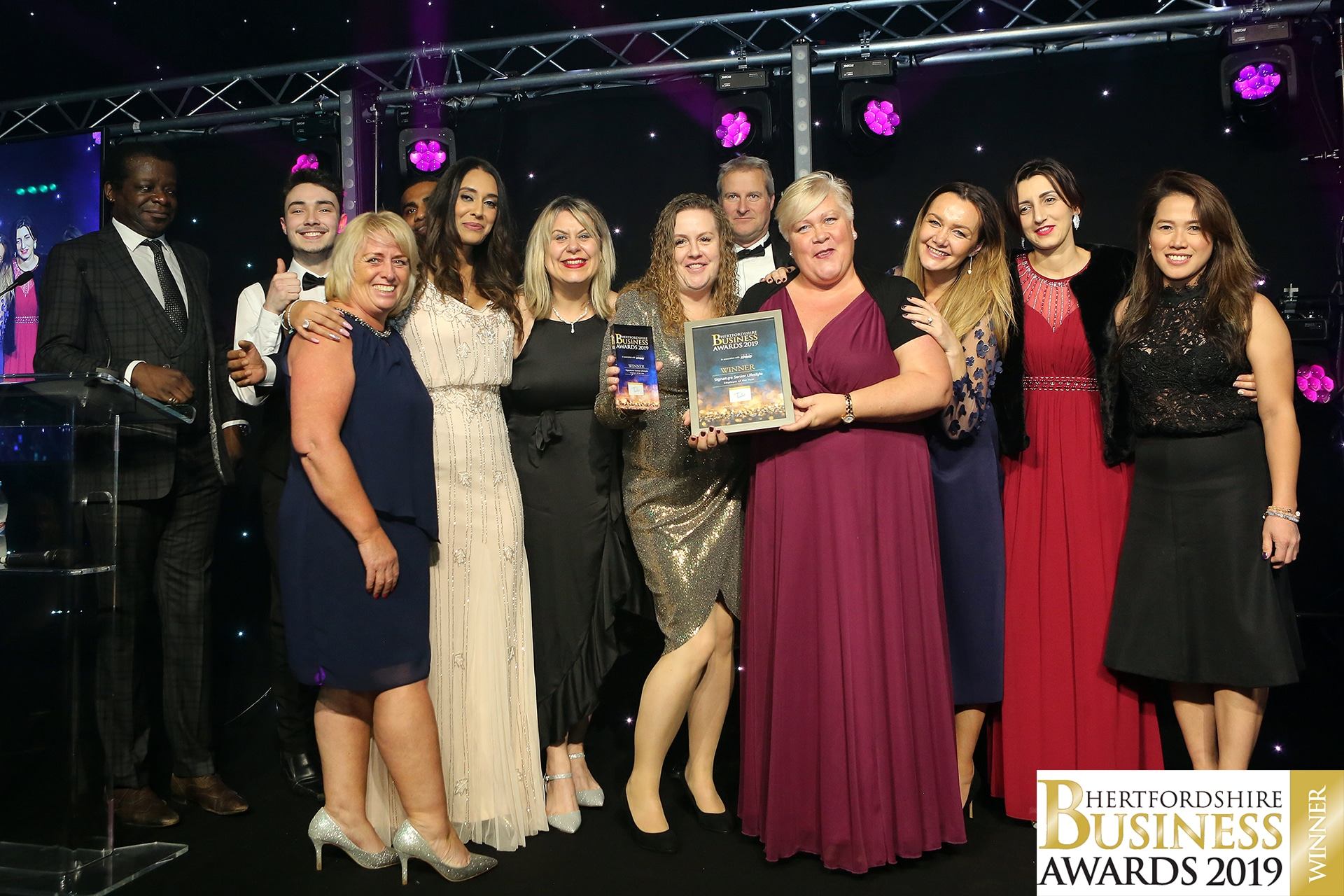 Image for Elton House Wins Employer of the Year Award