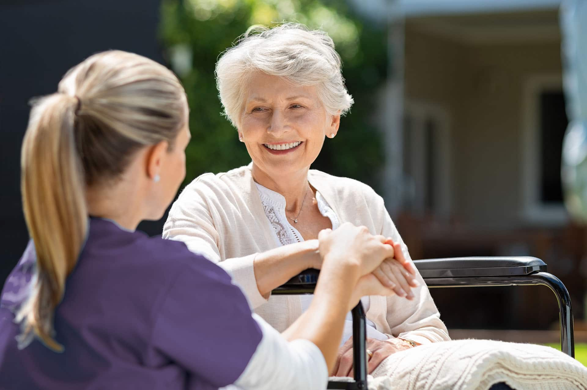 Image for The Difference Between Homecare, Care Homes and Assisted Living